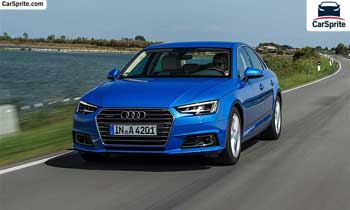 Audi A4 2017 prices and specifications in Oman | Car Sprite