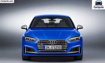 Audi A5 Sportback 2017 prices and specifications in Oman | Car Sprite