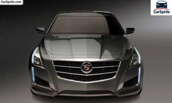 Cadillac CTS 2017 prices and specifications in Oman | Car Sprite