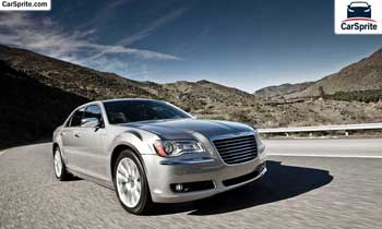 Chrysler 300C 2017 prices and specifications in Oman | Car Sprite
