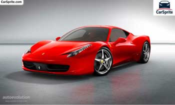 Ferrari 458 2018 prices and specifications in Oman | Car Sprite