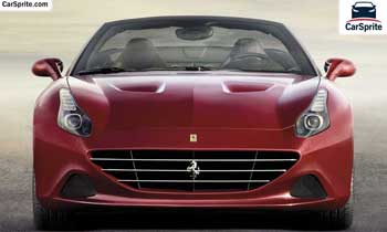 Ferrari California T 2018 prices and specifications in Oman | Car Sprite