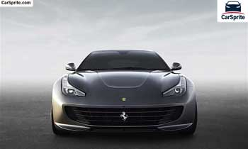 Ferrari GTC4Lusso 2018 prices and specifications in Oman | Car Sprite