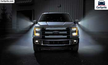 Ford F-150 2018 prices and specifications in Oman | Car Sprite