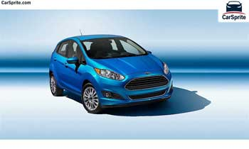 Ford Fiesta 2018 prices and specifications in Oman | Car Sprite
