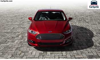 Ford Fusion 2018 prices and specifications in Oman | Car Sprite