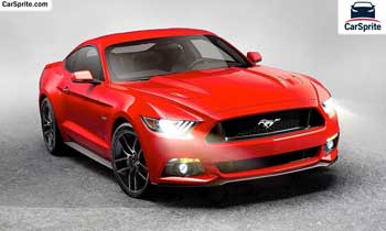 Ford Mustang 2018 prices and specifications in Oman | Car Sprite