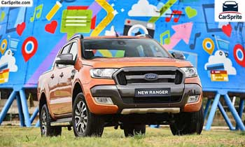 Ford Ranger 2018 prices and specifications in Oman | Car Sprite