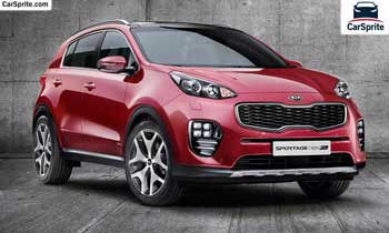 Kia Sportage 2017 prices and specifications in Oman | Car Sprite
