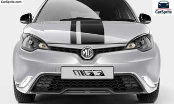 MG mg3 2018 prices and specifications in Oman | Car Sprite