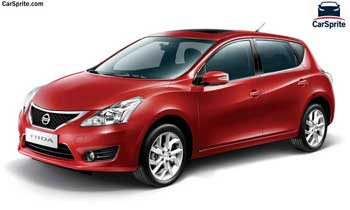 Nissan Tiida 2017 prices and specifications in Oman | Car Sprite