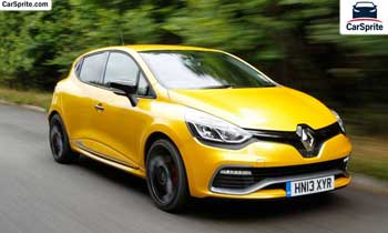 Renault Clio Sport 2018 prices and specifications in Oman | Car Sprite