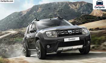 Renault Duster 2017 prices and specifications in Oman | Car Sprite