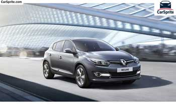 Renault Megane 2018 prices and specifications in Oman | Car Sprite