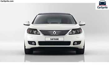 Renault Safrane 2018 prices and specifications in Oman | Car Sprite
