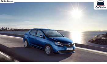 Renault Symbol 2018 prices and specifications in Oman | Car Sprite