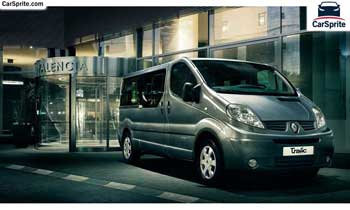 Renault Trafic 2018 prices and specifications in Oman | Car Sprite