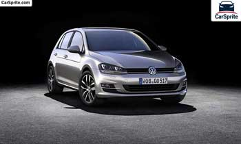 Volkswagen Golf 2017 prices and specifications in Oman | Car Sprite