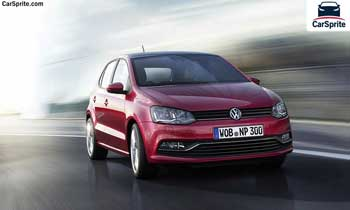 Volkswagen Polo 2017 prices and specifications in Oman | Car Sprite