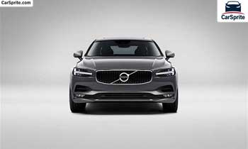 Volvo S90 2018 prices and specifications in Oman | Car Sprite