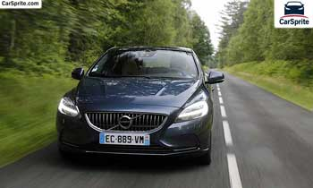 Volvo V40 2018 prices and specifications in Oman | Car Sprite