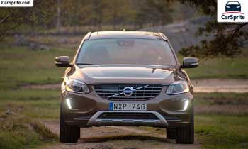 Volvo XC60 2017 prices and specifications in Oman | Car Sprite